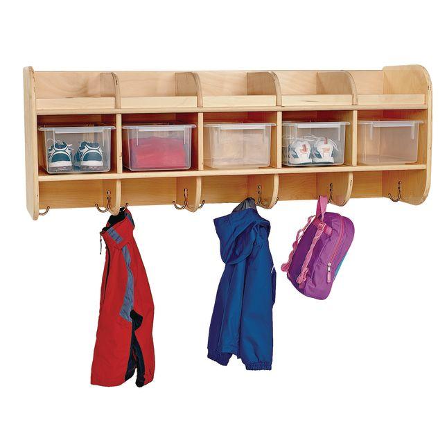 MyPerfectClassroom Wall Locker with Storage - 1 storage