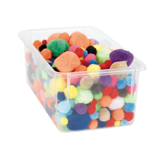 Ultra Clear Storage Bin - 1 storage