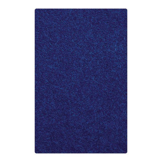 """Solid Color Carpet - Blue 5'10"""" x 8'5"""" Rectangle - 1 carpet"""