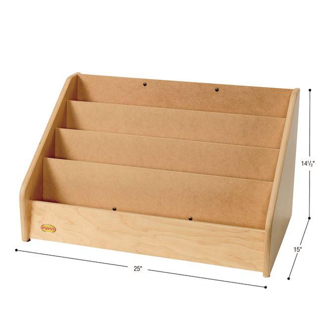 Toddler Low Book Display - 1 book display