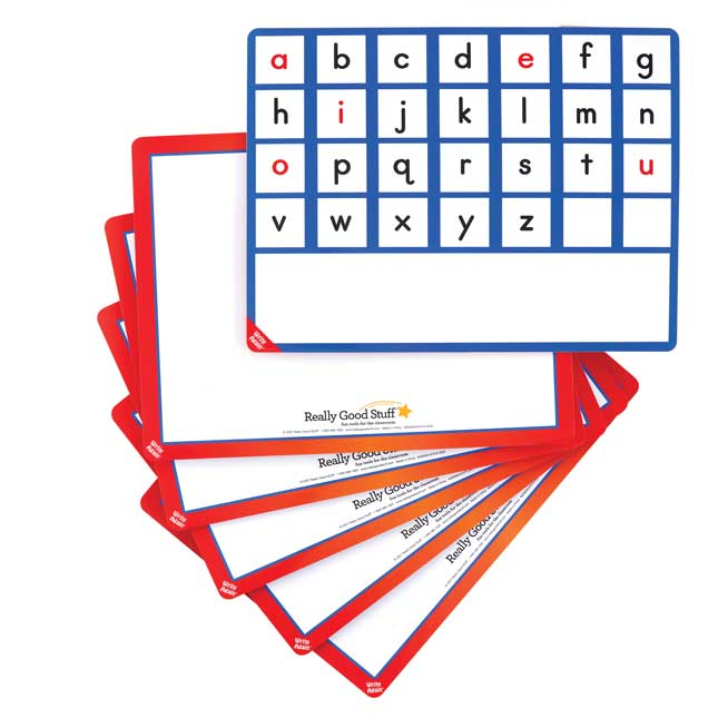 Magnetic Word-Building - 6 Student Set