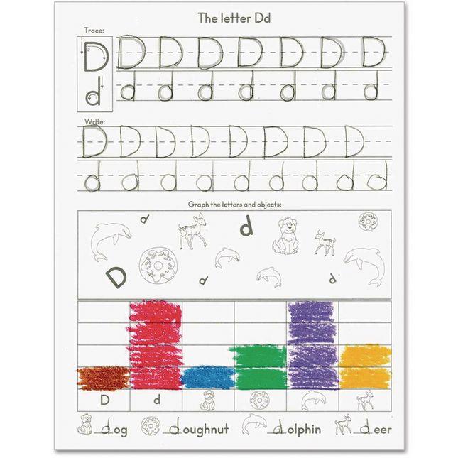 Supplemental Learning at Home Kit for PreK - 1 multi-item kit