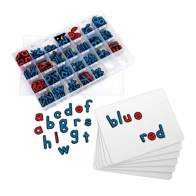Magnetic Dry Erase Boards With Soft Touch - 6 boards