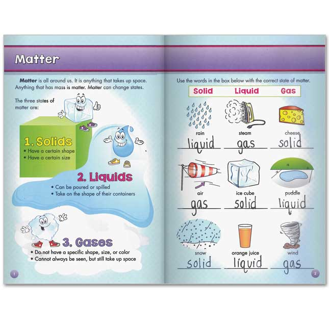 Supplemental Learning at Home Kit for 2nd and 3rd Grade - 1 multi-item kit