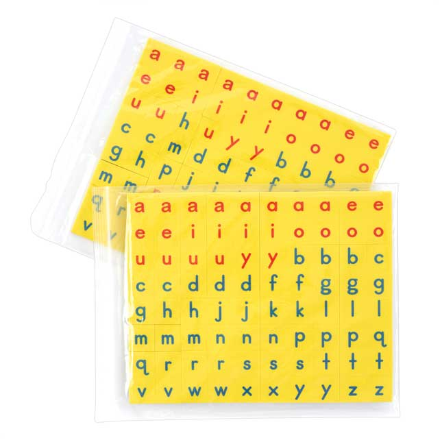 Magnetic Word-Building - 4 Student Set