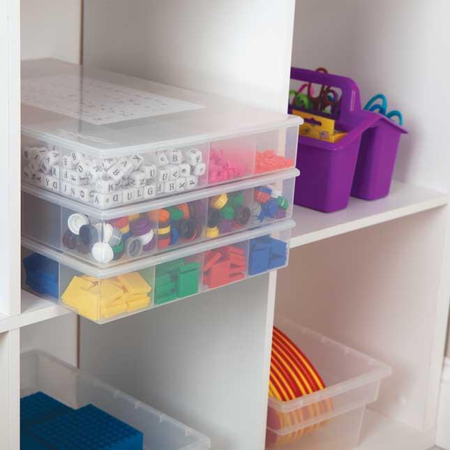 28 Compartment Storage Case - Set of 4