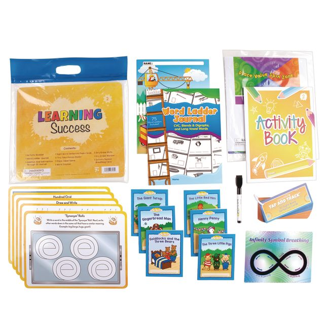 Learning Success Kit - Second Grade