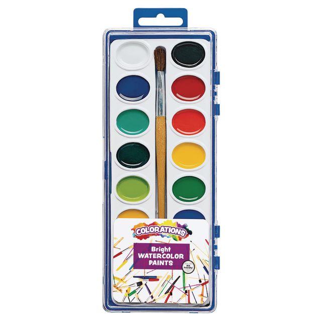 Colorations Washable Watercolors - 16 Colors_0