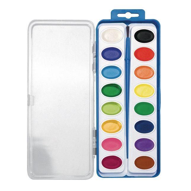 Colorations Washable Watercolors - 16 Colors_2