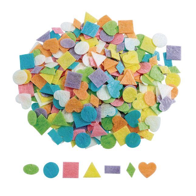 Magic Shapes Super Puffs Pack of 500