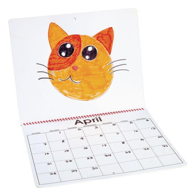 Create A Calendar Set of 12