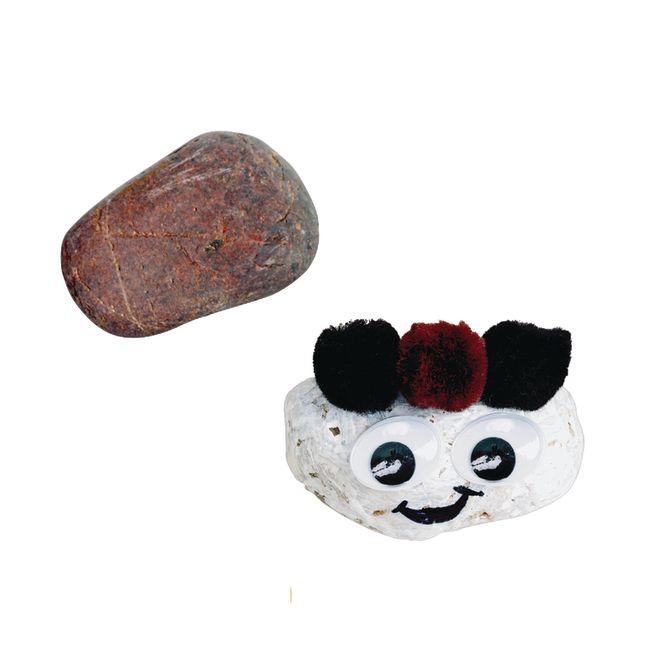Assorted Craft Rocks 2 lb. Bag_0
