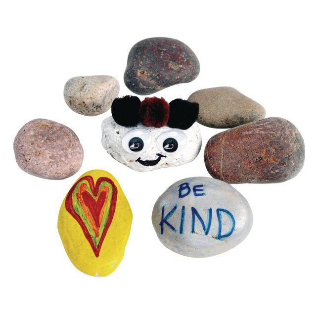 Assorted Craft Rocks 2 lb. Bag_2
