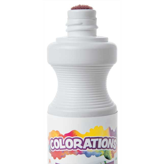 Colorations Washable Chubbie Markers Set of All 3