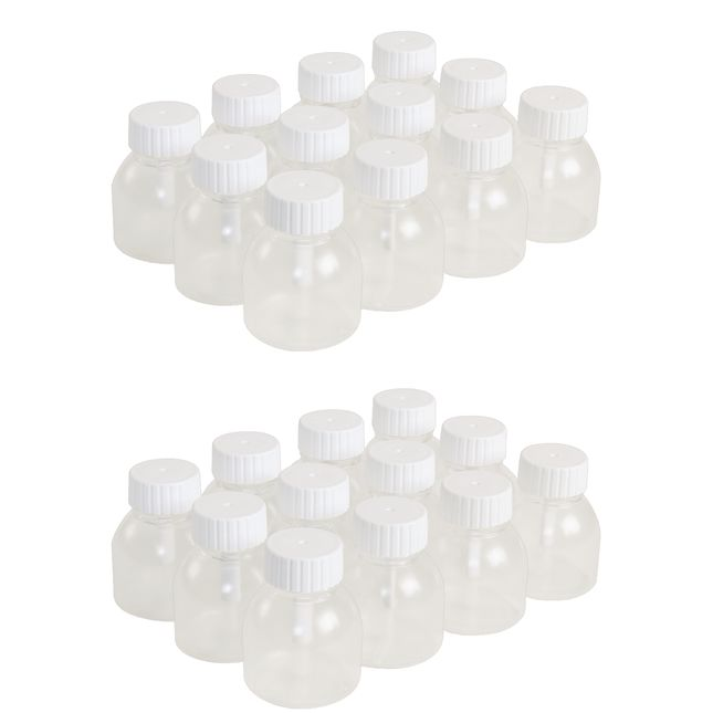 Colorations Re-usable Glue Jar with Brush , Set of 24