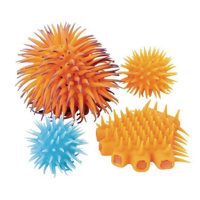 Spiky Sensory Toys Set of 4