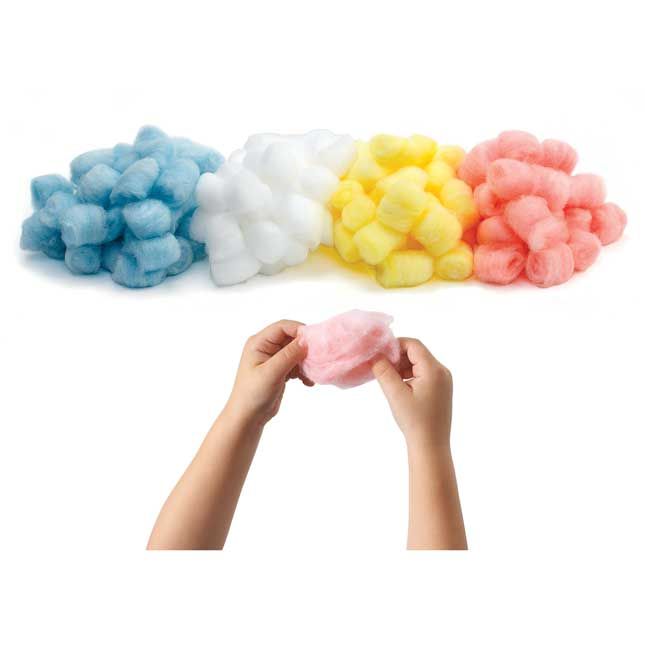 Craft Fluffs Set of 4 Colors