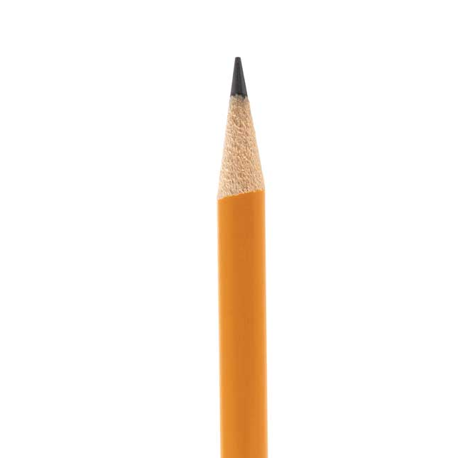 Colorations Primary Pencils Without Erasers, Set of 144