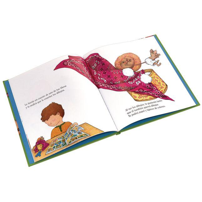 Si les das Spanish Book set of 3