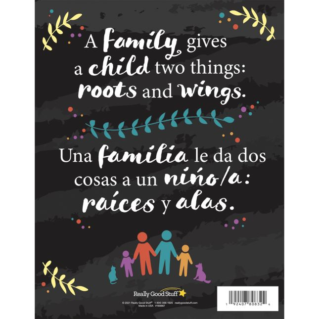 Dual Language Weekly Family Journals (Lenguaje Dual - Diarios Semanal de la Familia) - 12 Journals