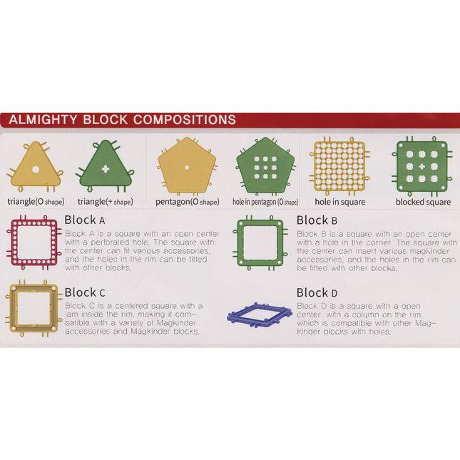 Excellerations® Creator STEM Engineering Set of 2 - 200 Pcs.