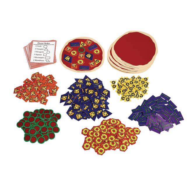 Excellerations® Shapes and Counting Pizzeria