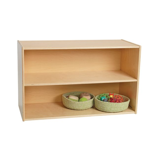 Environments® Toddler Single Shelf Storage - Assembled