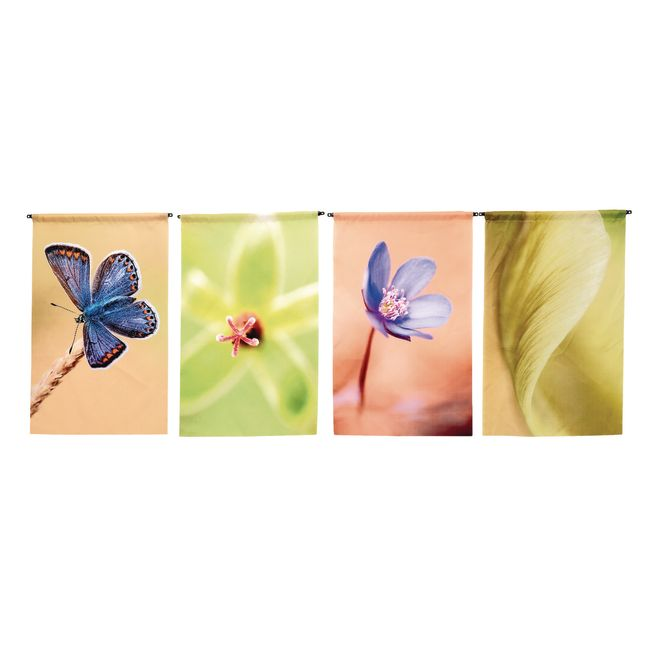 Environments® Nature Banners Set of 4