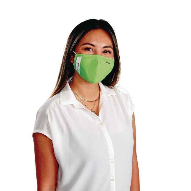 Excellerations® Reusable Days of the Week Face Coverings, Adult-Size - Set of 5_1