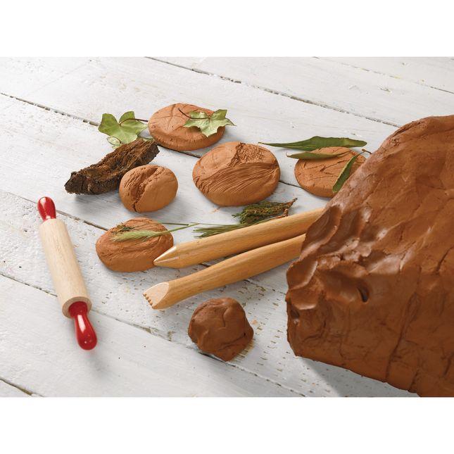 Colorations® Wooden Sculpting Tools - Set of 5