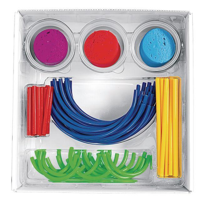Colorations® STEAM Dough Building Kit