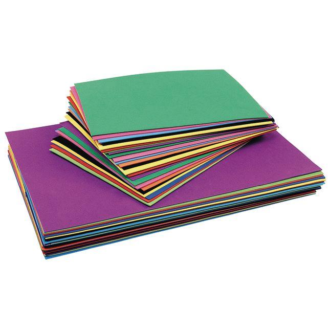 "Foam Sheets 30 Pieces, 9"" x 12"""