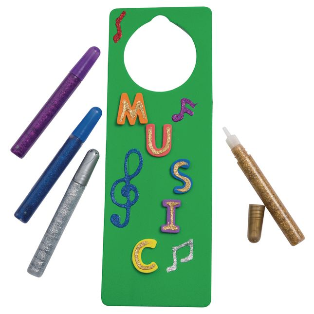 Colorations® Glitter Glue Pens – Set of 72