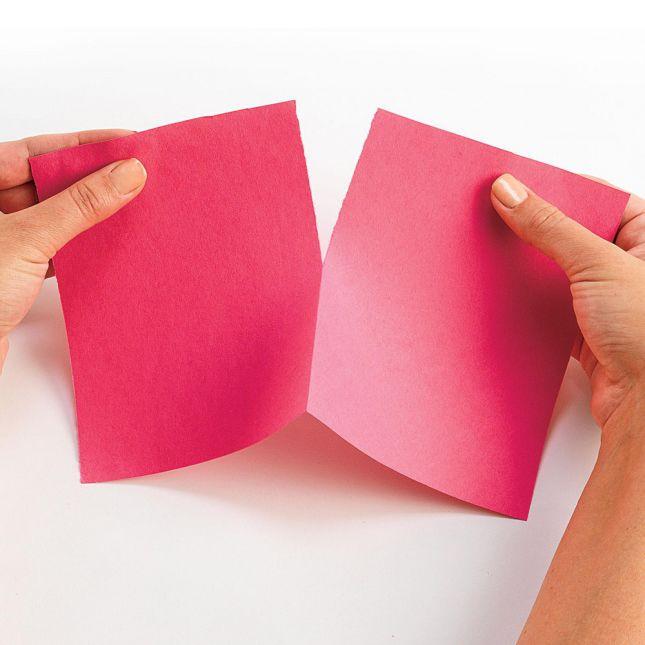 "Dark Brown 9"" x 12"" Heavyweight Construction Paper Pack - 500 Sheets"