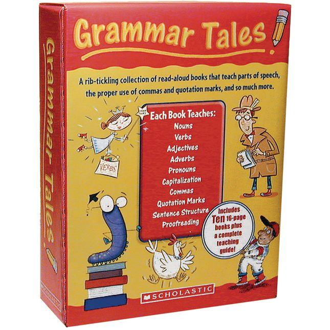 Grammar Tales Box Set
