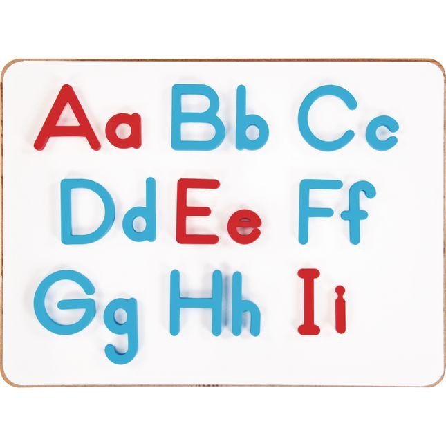 EZread™ Plastic Magnetic Letter Set