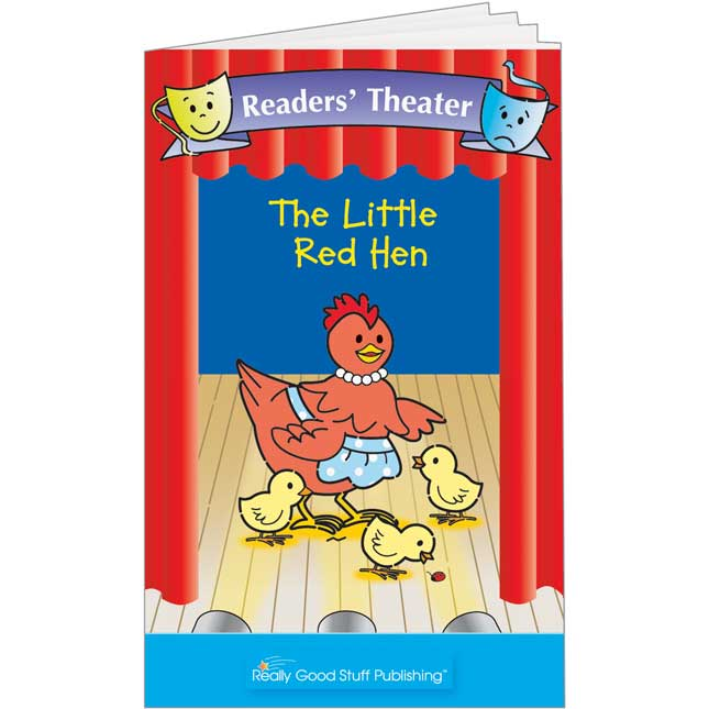 Really Good Readers' Theater - The Little Red Hen Book
