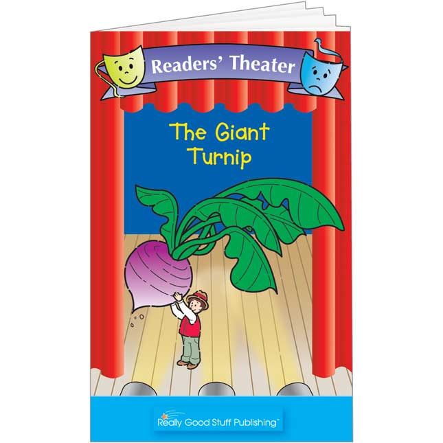 Really Good Readers' Theater - The Giant Turnip Book