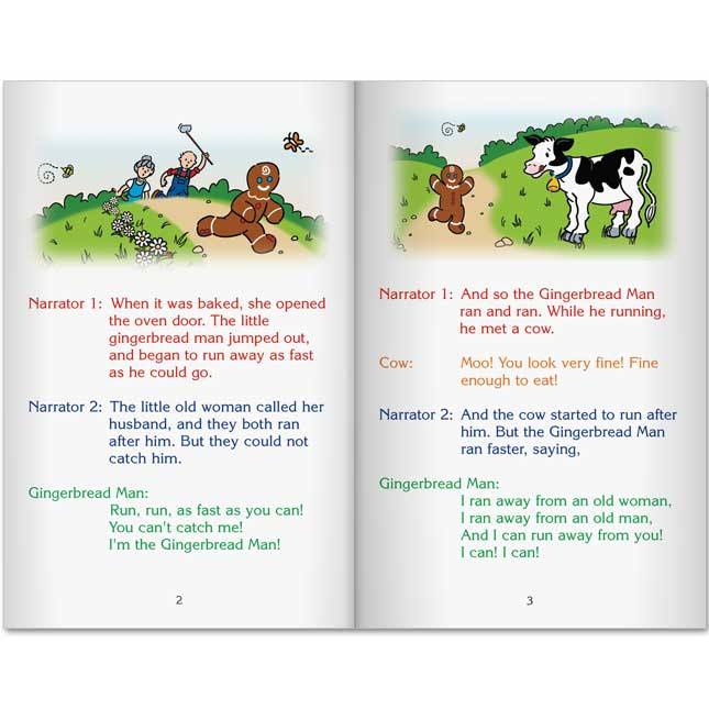 Really Good Readers' Theater - Folk Tales Book Set 2
