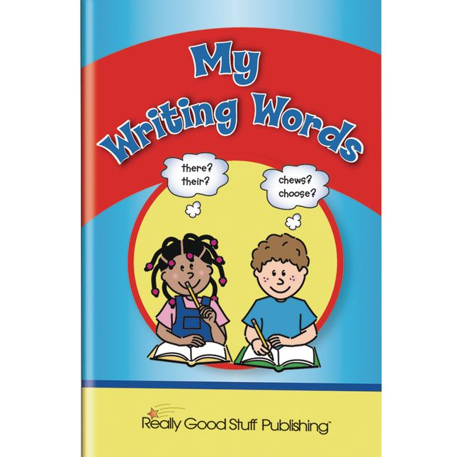 My Writing Words Journal - Softcover - 12 journals_0