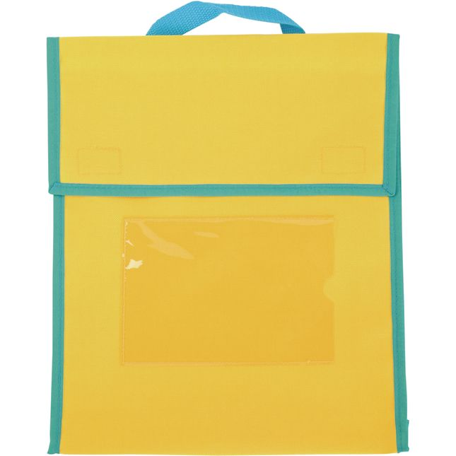 Store More® Medium Book Pouches - Neon Colors - Set Of 4