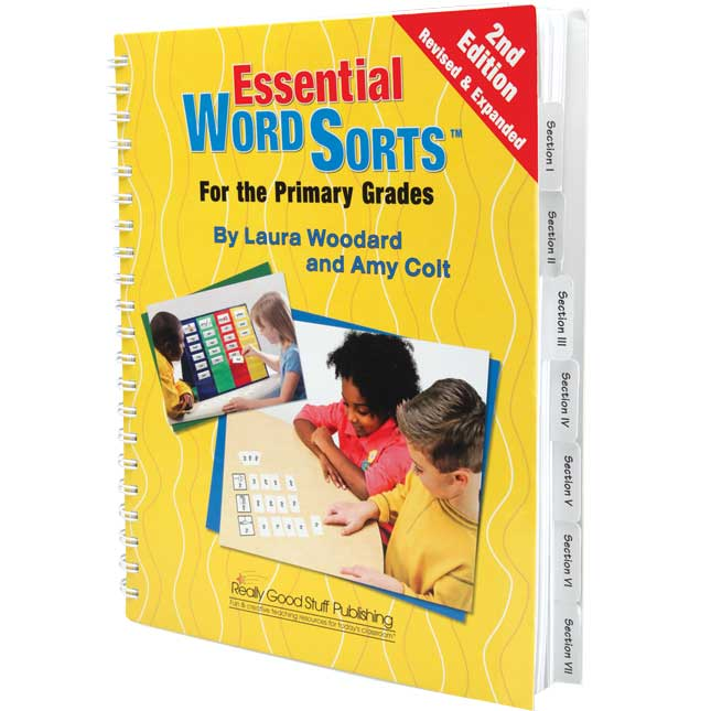 Essential Word Sorts™ For The Primary Grades, 2nd Edition