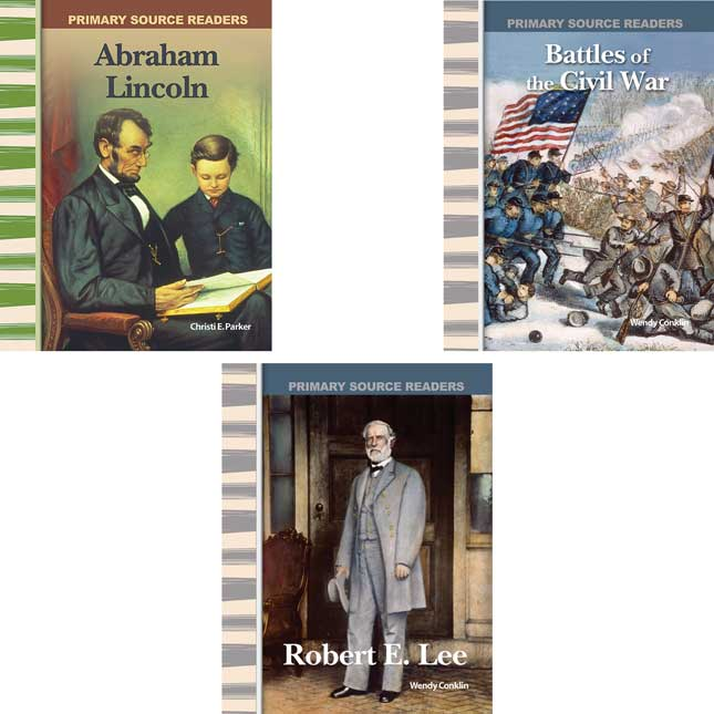 The Civil War - 6-Book Set