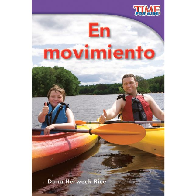 Time For Kids®: Nonfiction Readers Grade 1, Set 1 - Spanish
