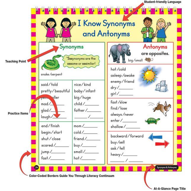 Foundational Skills Flip Chart - 1 flip chart