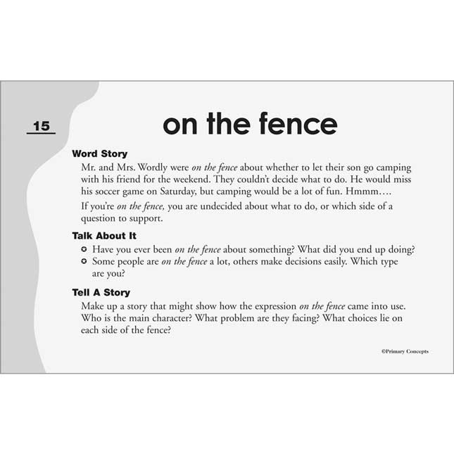 Idiom Of The Week Book
