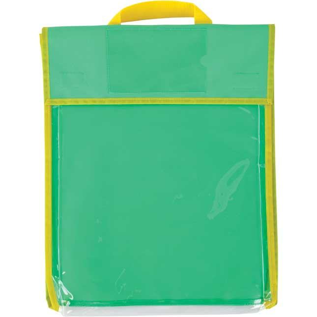 Store More Large Clearview Book Pouches  Single Color  Set Of 36