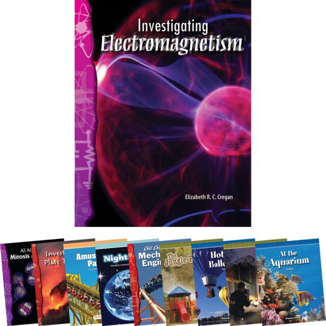 STEM 10-Book Set - Grade 5