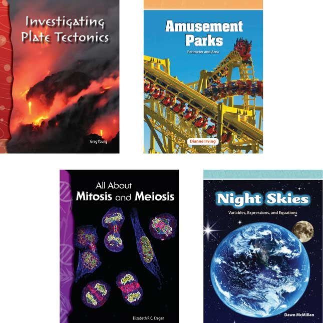 STEM 10-Book Set - Grade 5