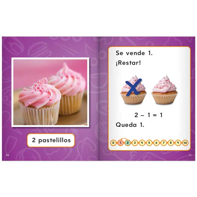 Common Core Mathematics - Spanish, Grade K